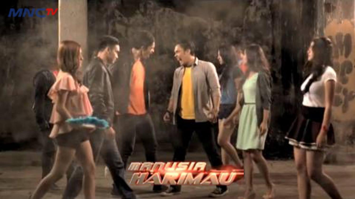 Download Lagu atau mp3  Film Manusia Harimau MNCTV